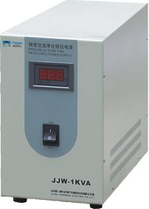 JJW Series Precision Purified Voltage Stabilizer 1k pictures & photos