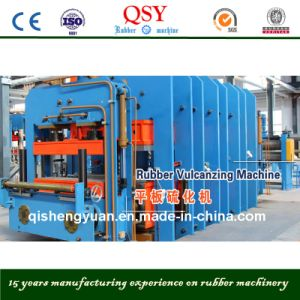 Conveyor Belt Press Machine for Rubber Fabric pictures & photos