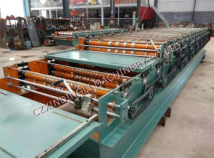 Double Deck Roll Forming Machine Xdl pictures & photos
