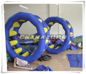 New Style Good Design Inflatable Water Roller with More Challenge