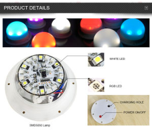 12.6V SMD5050 E27 LED Corn Light pictures & photos