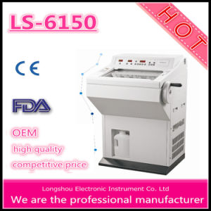 Longshou Laboratory Equipment Manufacturer/ Freezing Microtome Ls-6150 pictures & photos