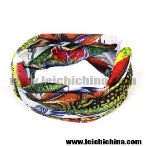New Arrival Trout Head Fishing Headwear pictures & photos