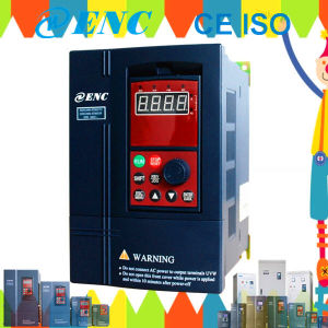 V/F Control Micro Size 0.75kw Frequency Inverter/AC Motor Speed Controller of High Performance