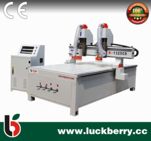 CNC Machining with Vacuum Working Table (R-1325CS)