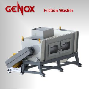 Plastic Washing Machine / Friction Washer pictures & photos