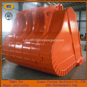 Doosan Kobelco Excavator Undercarriage Spare Parts Standard Skeleton Rock Bucket pictures & photos