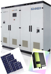 Power PV Inverter 500kw Transformerless