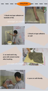 The Latest Patented Ceramic Tile Adhesive pictures & photos