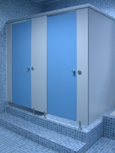 Toilet Partitions (DEBO10052726)