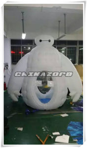 Quite Good Design Baymax Inflatable Cartoon Product Model