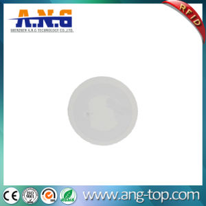 ISO14443A 13.56MHz Hf RFID Circular Sticker Label for E-Payment pictures & photos