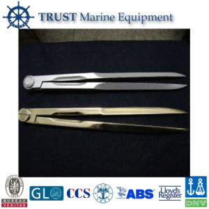 Wholesale Brass/Stainless Steel Nautical Equipment Chart Divider pictures & photos