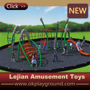 2016 New Children Adventure Outdoor Rope Course (MP1408-6) pictures & photos
