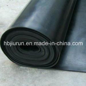 1mm Black SBR Rubber Sheet / Sheeting Roll pictures & photos