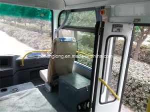 Good Performance Euro 2 30 Seats Bus with Competitive Price pictures & photos