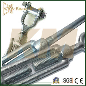 Carbon Steel Drop Forged Turnbuckle DIN1480