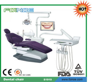 S1919 CE Approved Best Sale Unit Dental Chair pictures & photos