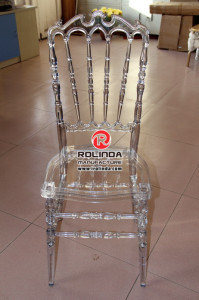 Wholesale Acrylic Resin King Chair with Competitive Price pictures & photos