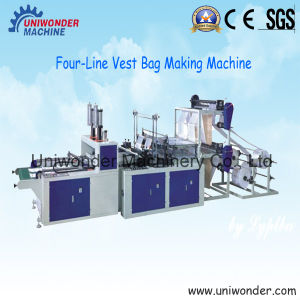 Dfr-800 Four Layers High Speed Vest Making Machine