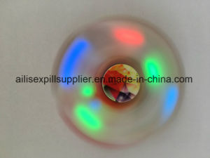 LED Light Tornado Hand Spinner with Factory Price pictures & photos