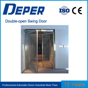 Dsw-100 Double Open Swing Door pictures & photos
