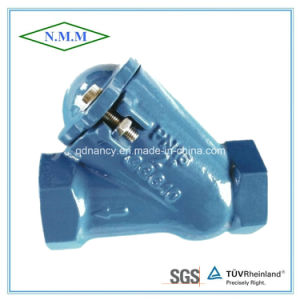 Cast Iron Threaded End Ball Valve for Fresh Water pictures & photos