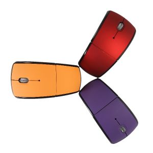 2.4G Foldable Wireless Optical Mouse (WM-607)