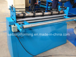 1.0mm Thickness Simple Slitting Machine pictures & photos