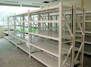 Warehouse Supermarket Use Metal Light Storage Rack pictures & photos