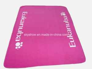 Printed Fleece Blanket (SSB0139) pictures & photos
