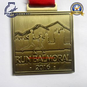 2016 Marathon Run Medal