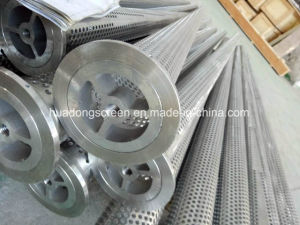 Diameter 3′′1/2 4′′ 5′′ Stainless Steel Drilling Pipe Screen pictures & photos