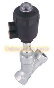 High Quality 1′′ Angle Seat Valves Regulator Piston Jzf-25