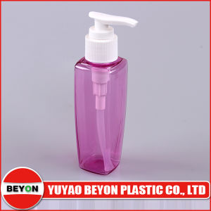 100ml Plastic Pet Bottle with SGS Certification -Square Series (ZY01-C030)