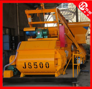 Js500 High Quality and Good Service Concrete Mixer for Sale pictures & photos