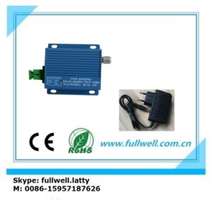 Fullwell OEM CATV FTTH Mini Optical Node / Optical Receiver (FWR-8610GSD) pictures & photos