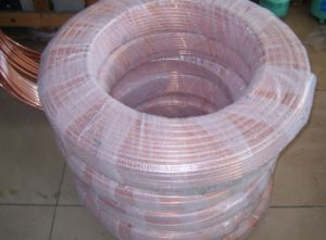 High Quality Pancake Copper Coil for Industrial pictures & photos