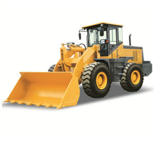Cnhtc Front Wheel Loader with CE Certificate and High Quality (HW918) pictures & photos