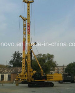 Deep Depth Big Diameter Rotary Drilling Rigs TR360D CAT Base pictures & photos