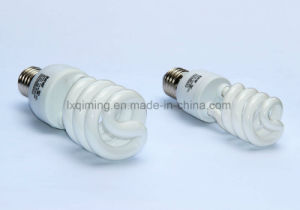 Half Spiral Energy Saving Lamp B22/E27 pictures & photos