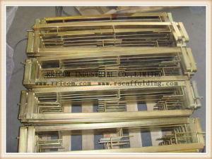 Europe Type Galvanized Scaffolding Gurad Rails Props