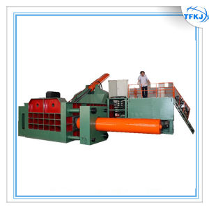 Hydraulic Recycle Automatic Car Shell Baling Machine pictures & photos