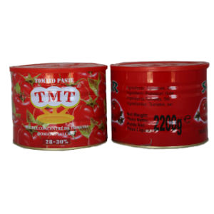 Tomato Paste for Ivory Coast 70g pictures & photos