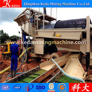 50-70t/H Gold Trommel Type Gold Mine Separating Machine pictures & photos