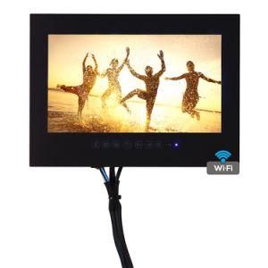 15 6 Smart Wifi Bathroom Black Color For Spa Waterproof Led Tv