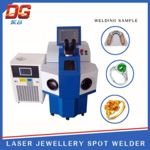 100W High Efficiency External Jewelry Laser Welding Machine Spot Welder pictures & photos