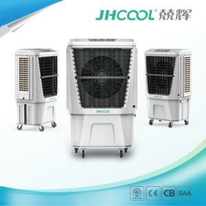 Plastic Mobile Air Conditioner with Motor Air Cooler Fan Used Inside/Outside