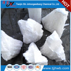 Warehouse of Caustic Soda / Sodium Hydrate Solid pictures & photos