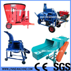 Poultry Dry Hay Feed Crushing Grinder Mixer Machine Hot Sale in Philippines